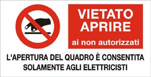 Cartellonistica e segnaletica Arezzo