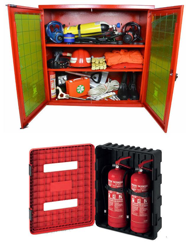 Estintori e materiale antincendio Arezzo